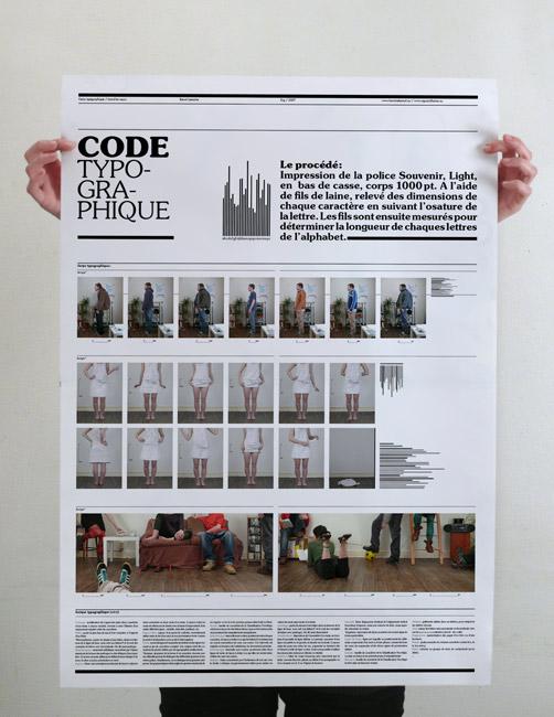 Corps &codetypographique
